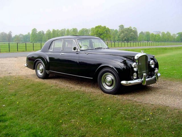 "Bentley 1958 ""S"" Continental Flying Spur"