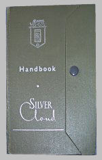 Bentley S / Silver Cloud Handbook